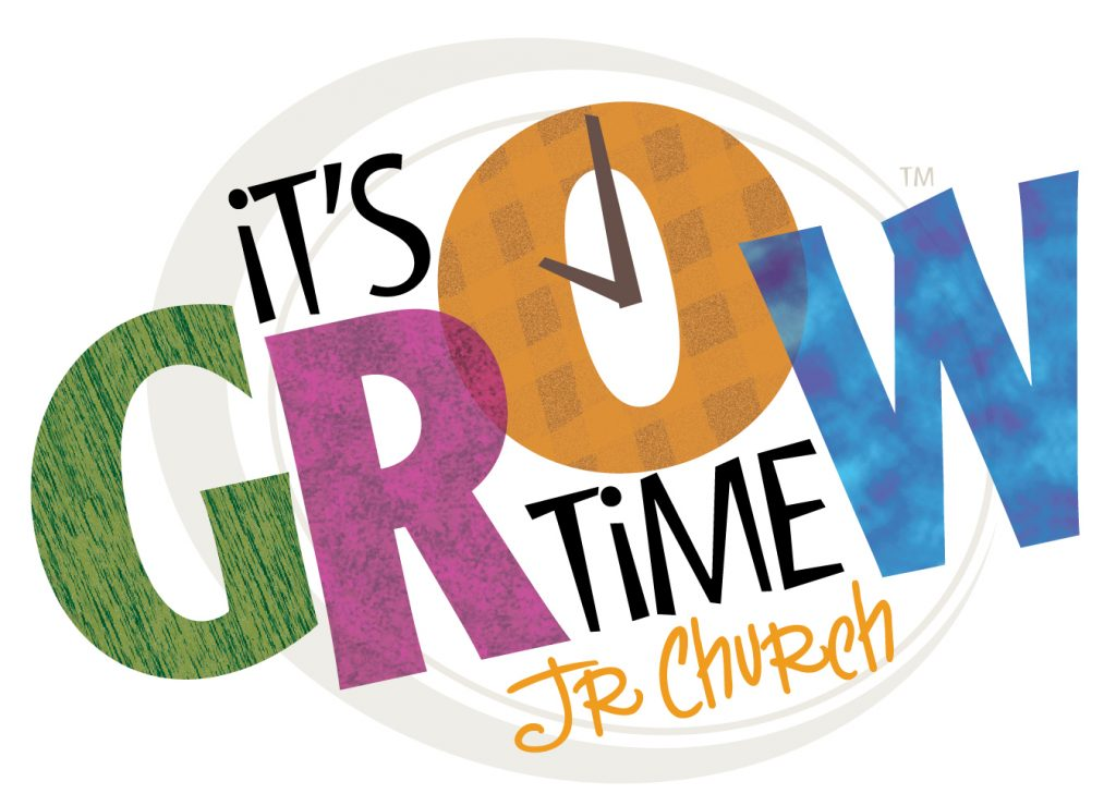 "Kids for Christ: Junior church, ""It's Grow Time"""